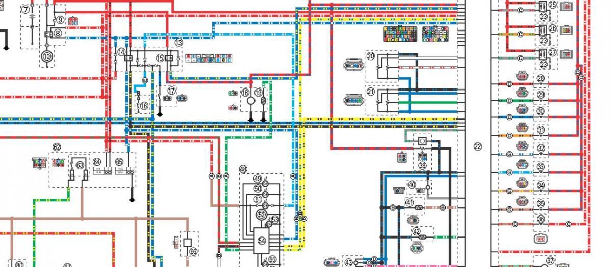 Experten Frage Stromlaufplan Rj11 - Technik allgemein - Yamaha ...