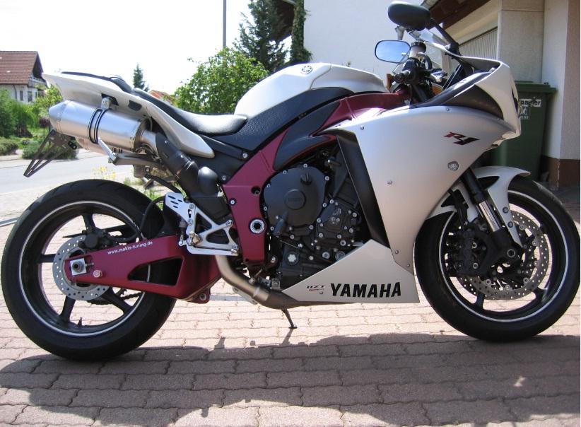 R1 Rn22 Meinungen Und Verbesserungs Vorschläge - R6 Optik - Yamaha ...