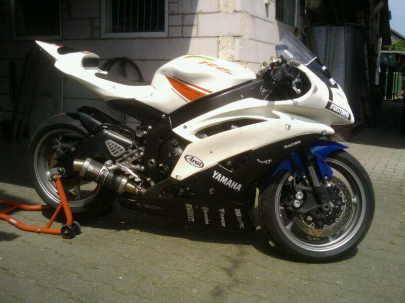 Mivv Gp Exhaust For Yamaha R6 06